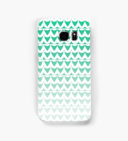 Jade Scale Samsung Galaxy Case/Skin
