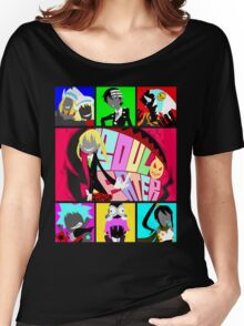 Let's Get Neon (Soul Eater) Women's Relaxed Fit T-Shirt