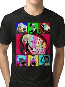 Let's Get Neon (Soul Eater) Tri-blend T-Shirt
