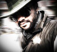 The Hunter by Shreedeep Rayamajhi