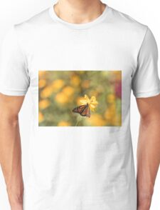 Monarch On Cosmos 1-2015 Unisex T-Shirt