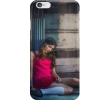 Street Doll  iPhone Case/Skin