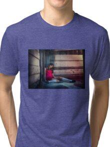 Street Doll  Tri-blend T-Shirt
