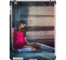 Street Doll  iPad Case/Skin