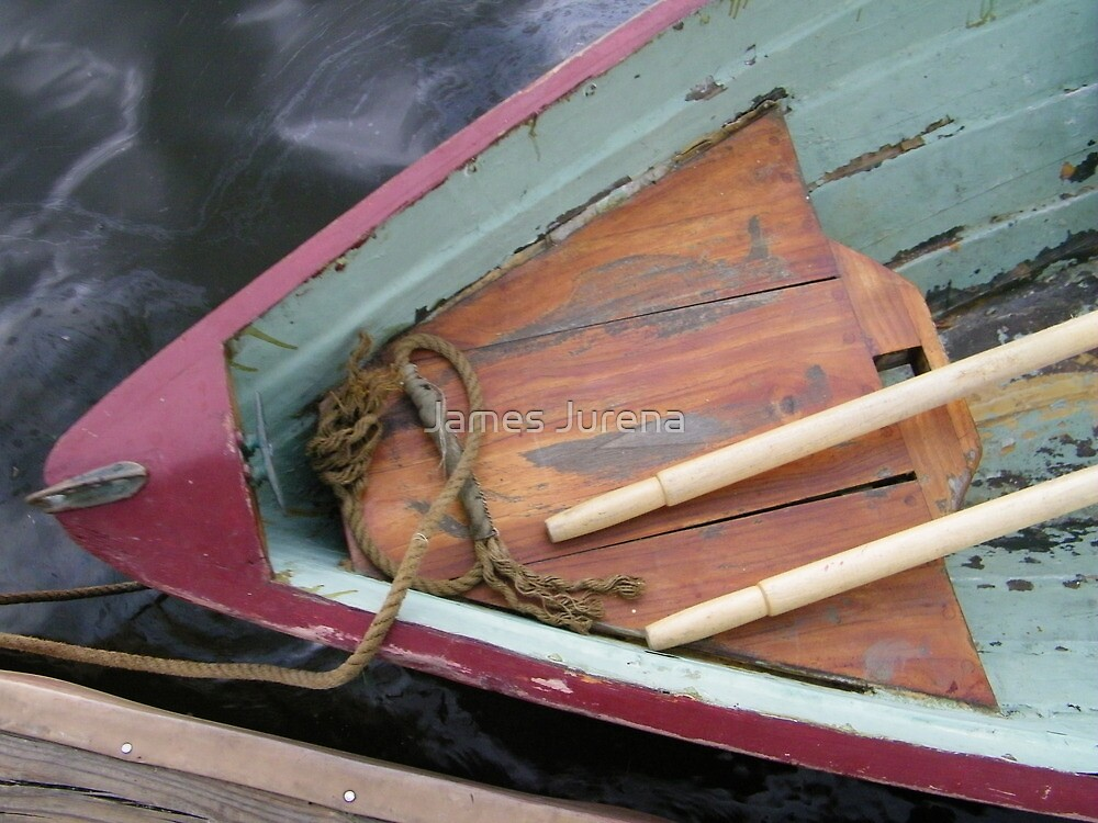 Annapolis City Dock by James Jurena