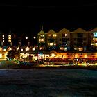 Whistler Village by David Geoffrey Gosling (Dave Gosling)