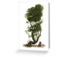Little Tree 130 Greeting Card
