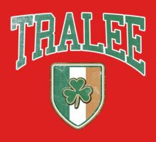 Tralee, Ireland with Shamrock Kids Tee