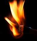 Fire Within... by Christina Rodriguez