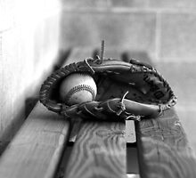 Baseball Still Life by schugirl