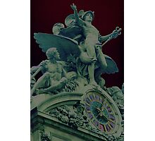 Angel Mercury Photographic Print