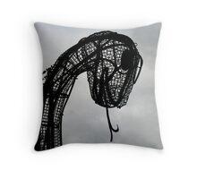 The Loch Ness Monster, Scotland, UK Throw Pillow