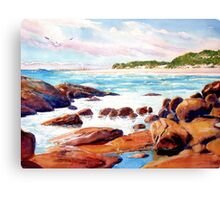 Margaret River Mouth, Western Australia Canvas Print