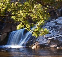 Coomba Falls by rossandcher