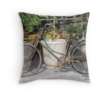Want a ride? Throw Pillow