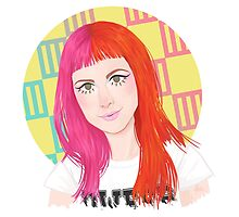 Hayley #9 by attkcherry