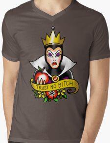 Trust No Bitch Mens V-Neck T-Shirt