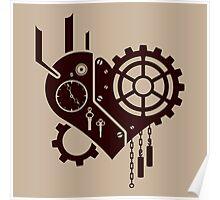 Clockwork Heart Poster