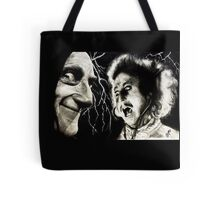 EYE-gore Tote Bag