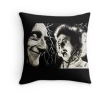 EYE-gore Throw Pillow
