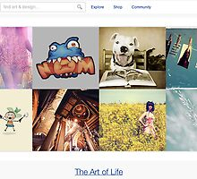 24 January 2011 by The RedBubble Homepage