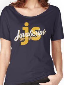 Javascript Developer - JS Women's Relaxed Fit T-Shirt