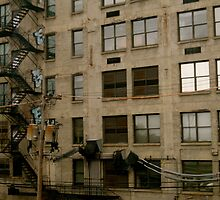 Chicago Apartments  by Rae Breaux