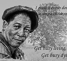Get Busy by cenoskinz