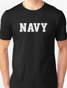 NAVY Physical Training US Military PT T-Shirt