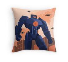 Pan Pacific Defense Corps (Pacific Rim) Throw Pillow