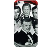 50 yrs of Bond iPhone Case/Skin