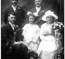 Grandparents Wedding  by Pamela Plante