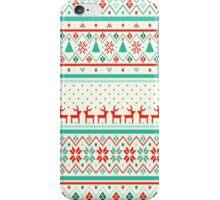 Christmas Design Reindeer iPhone Case/Skin