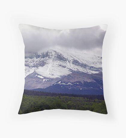Curtain Going Up! Throw Pillow