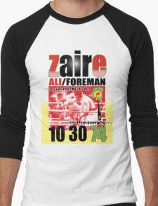 ali foreman Men's Baseball ¾ T-Shirt