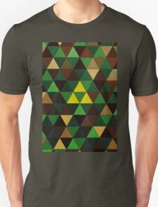 Triforce Quest Unisex T-Shirt