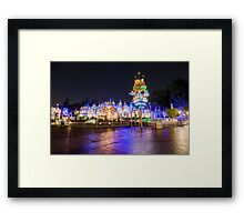 Amazing Small World Framed Print