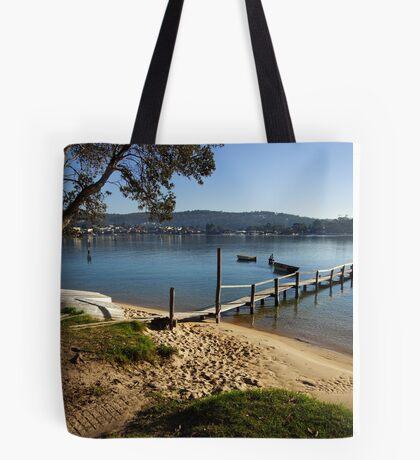 Merimbula Lake Tote Bag