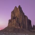 Shiprock by Mitchell Tillison