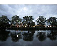 Boston Reflection  Photographic Print