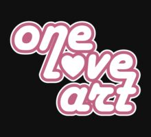 One Love Art  by MADE BY JROCHÉ