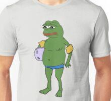 Swim Pepe Unisex T-Shirt