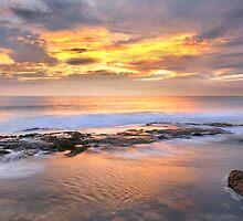 Sunrise by Gouzelka