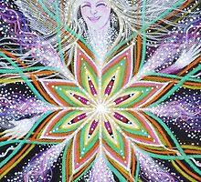 """""""JOY STAR ANGEL"""" by Hayley Mawson Roberts"""