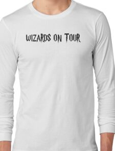 WIZARDS ON TOUR Long Sleeve T-Shirt