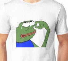 Cry Pepe Unisex T-Shirt