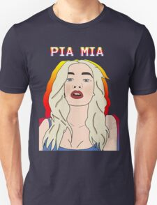 Princess Pia Mia Unisex T-Shirt