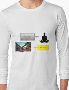 Street Fighter Yoga 2 Long Sleeve T-Shirt