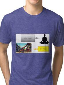 Street Fighter Yoga 2 Tri-blend T-Shirt