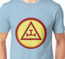 Royal Arch Companion Icon Unisex T-Shirt
